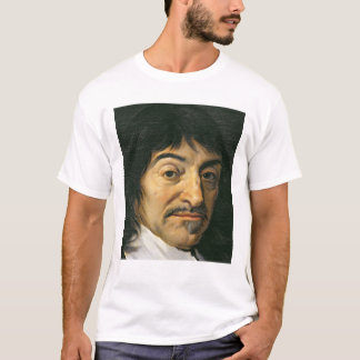 Portrait of Rene Descartes  c.1649 T-Shirt