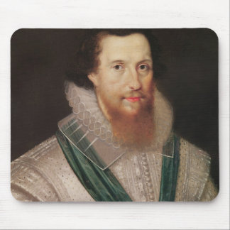 Portrait of Robert Devereux  c.1596 Mouse Pad