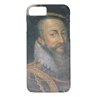 Portrait of Robert Dudley (1532-88) Earl of Leices iPhone 7 Case