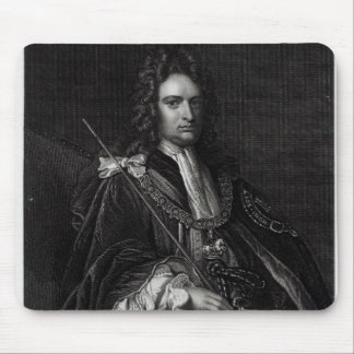 Portrait of Robert Harley Mouse Pad