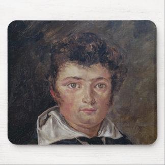 Portrait of Robert Surcouf  1796 Mousepads