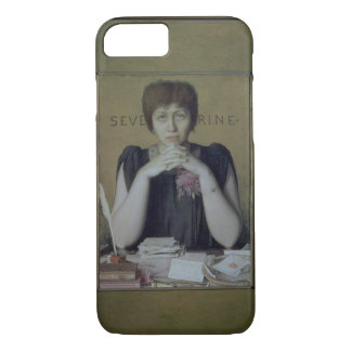 Portrait of Severine (Caroline Remy) (1855-1929) ( iPhone 7 Case