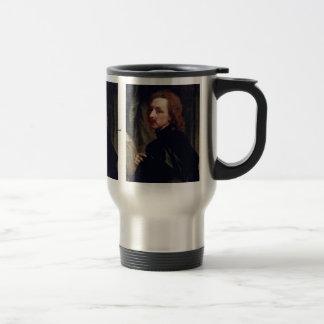 Portrait Of Sir Endimion Porter Travel Mug