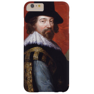 Portrait of Sir Francis Bacon Viscount St Alban Barely There iPhone 6 Plus Case