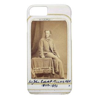 Portrait of Sir John Everett Millais (1829-96) (al iPhone 7 Case