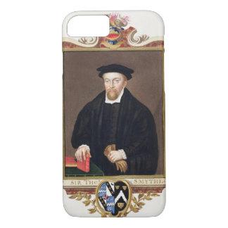Portrait of Sir Thomas Smythe (c.1558-1625) from ' iPhone 7 Case