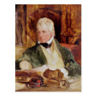 Portrait of Sir Walter Scott Postcard