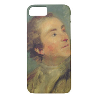 Portrait of Sir William Chambers (1726-96) (oil on iPhone 7 Case