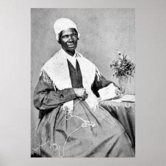 Portrait of Sojourner Truth Poster