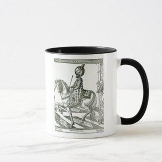 Portrait of Suleiman the Magnificent Mug