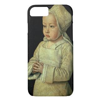 Portrait of Suzanne of Bourbon (1491-1521) daughte iPhone 7 Case