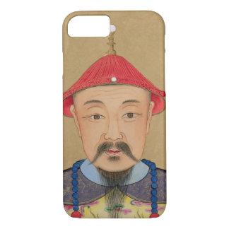 Portrait of T'ai T'sin Che-Tsou (1638-61) iPhone 7 Case