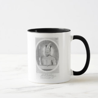 Portrait of Tamerlane the Great Mug