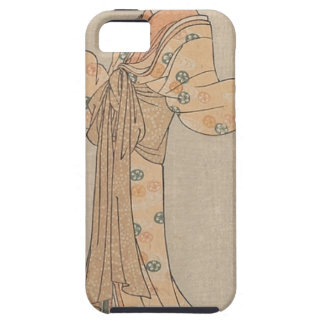 Portrait of the Actor Nakamura Yasio as an Oiran Case For The iPhone 5