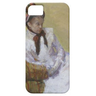Portrait of the Artist - Mary Cassatt Case For The iPhone 5