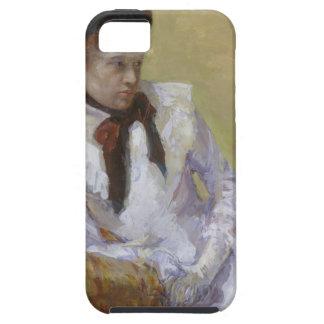 Portrait of the Artist - Mary Cassatt iPhone 5 Case