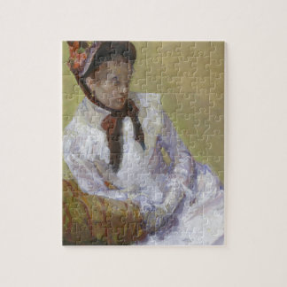 Portrait of the Artist - Mary Cassatt Jigsaw Puzzle