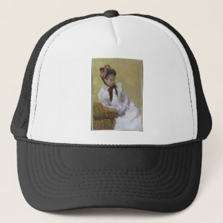 Portrait of the Artist - Mary Cassatt Trucker Hat