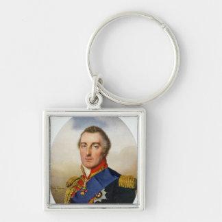 Portrait of the Duke of Wellington Keychain