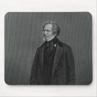 Portrait of the Earl of Derby Mousepads