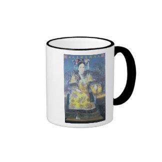 Portrait of the Empress Dowager Cixi Mug