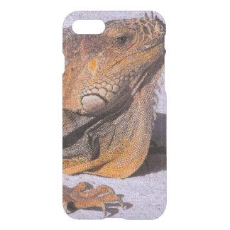 Portrait of the Iguana iPhone 7 Case