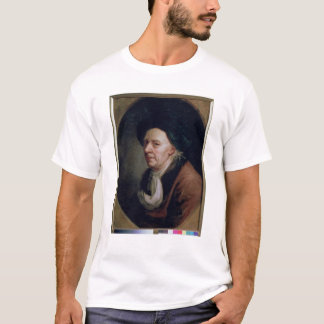 Portrait of the Mathematician Leonard Euler T-Shirt
