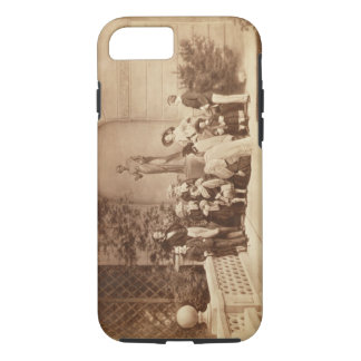Portrait of the Royal Family at Osborne House, 185 iPhone 7 Case