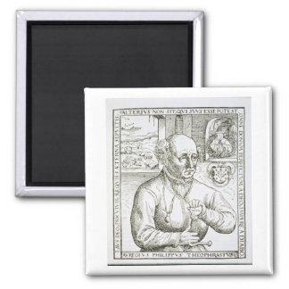 Portrait of Theothrastus Paracelsus (1493-1541), c Magnet