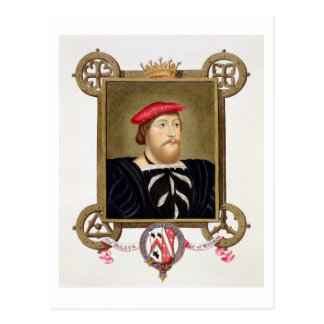Portrait of Thomas Boleyn (1477-1539) Earl of Wilt Postcard