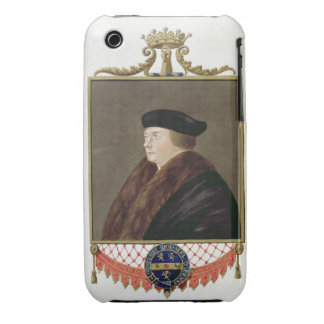 Portrait of Thomas Cromwell (c.1485-1540) Ist Earl iPhone 3 Cover