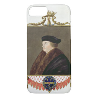 Portrait of Thomas Cromwell (c.1485-1540) Ist Earl iPhone 7 Case