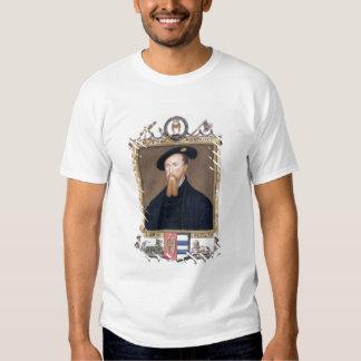 Portrait of Thomas Seymour (1508-49) 1st Baron of Shirt