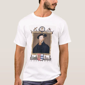 Portrait of Thomas Seymour (1508-49) 1st Baron of T-Shirt
