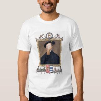 Portrait of Thomas Seymour (1508-49) 1st Baron of Tshirts