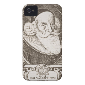 Portrait of Valentine Andreae (1568-1643), copy of iPhone 4 Cover