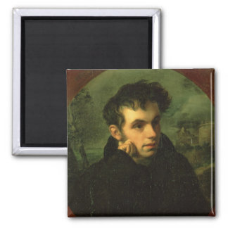 Portrait of Vassily Zhukovsky, 1816 Magnet