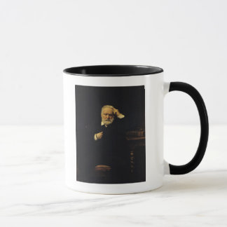 Portrait of Victor Hugo  1879 Mug