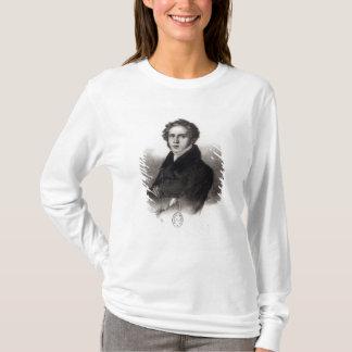 Portrait of Vincenzo Bellini T-Shirt
