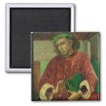 Portrait of Virgil , c.1475 Magnet