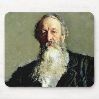 Portrait of Vladimir Stasov , 1883 Mouse Pad