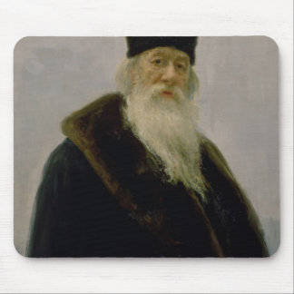 Portrait of Vladimir Vasil'evich Stasov  1900 Mouse Pad