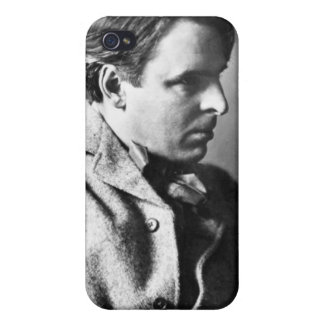 Portrait of W.B. Yeats iPhone 4 Cases