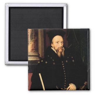 Portrait of William Cecil Magnet