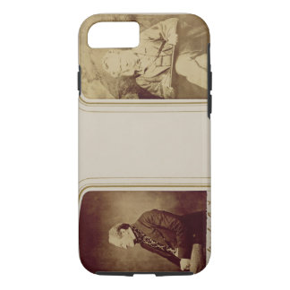 Portrait of William Mulready (1786-1863) by Cundal iPhone 7 Case