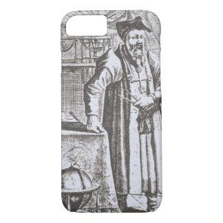 Portrait of William Postel (1510-81), from his 'De iPhone 7 Case