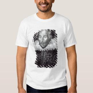 Portrait of William Shakespeare T Shirt