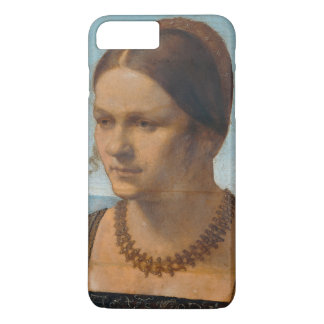 Portrait of Young Venetian Lady by Durer iPhone 7 Plus Case
