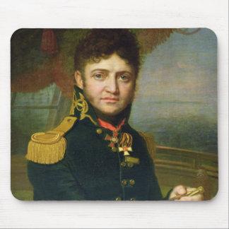 Portrait of Yuri F. Lisyansky, 1810 Mouse Pad