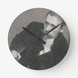 Portrait photograph of Walter Crane (1845-1915) by Wall Clock